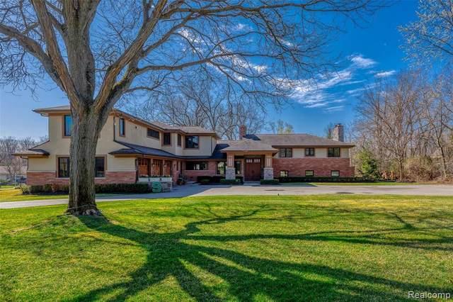31450 E Bellvine Trail, Beverly Hills Vlg, MI 48025 (#2210023729) :: GK Real Estate Team