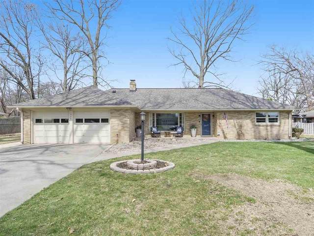 1986 Shoemaker Dr, Summit, MI 49203 (#55202100873) :: Real Estate For A CAUSE