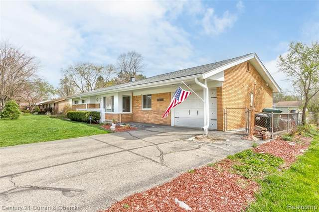 8830 Morrison Avenue, Plymouth Twp, MI 48170 (#2210023849) :: GK Real Estate Team