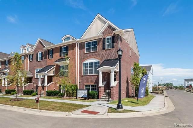 47702 Leland Drive #64, Northville Twp, MI 48168 (#2210023961) :: GK Real Estate Team