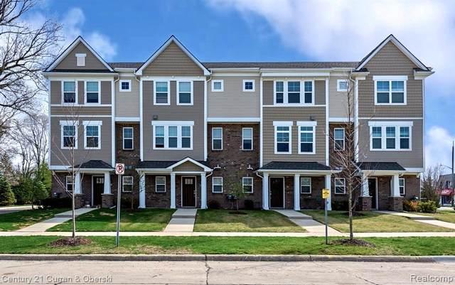 504 Midland Boulevard, Royal Oak, MI 48073 (#2210023966) :: The Alex Nugent Team   Real Estate One