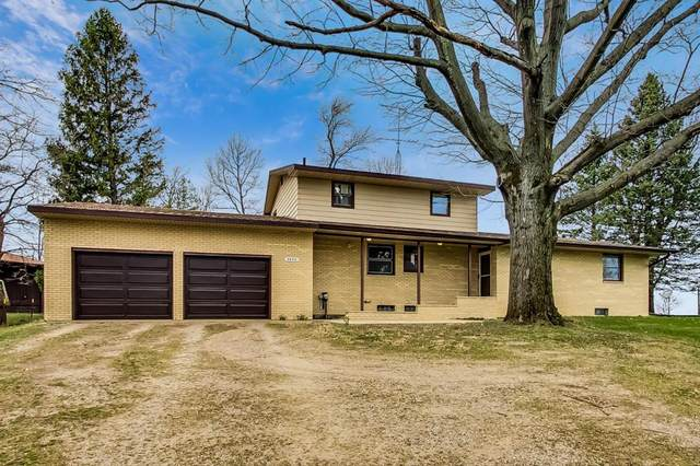 2668 Mizpah Park Drive, Hagar Twp, MI 49022 (#69021011433) :: Robert E Smith Realty