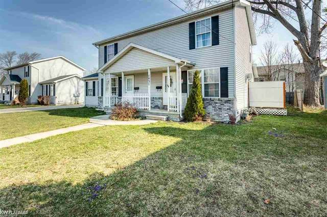 1831 Grant Pl., Port Huron, MI 48060 (MLS #58050038404) :: The John Wentworth Group
