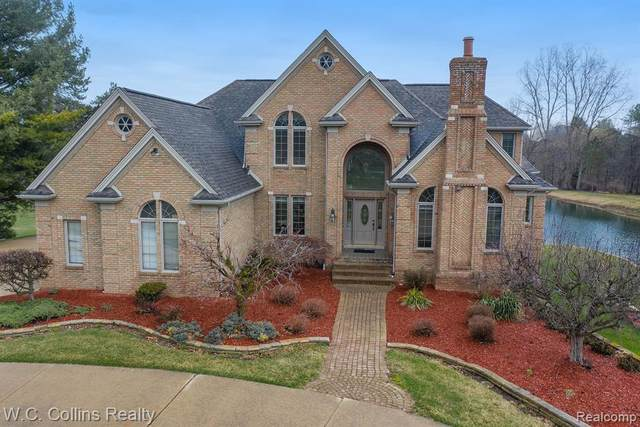 70070 Dequindre Road, Bruce Twp, MI 48065 (#2210024033) :: The Alex Nugent Team | Real Estate One