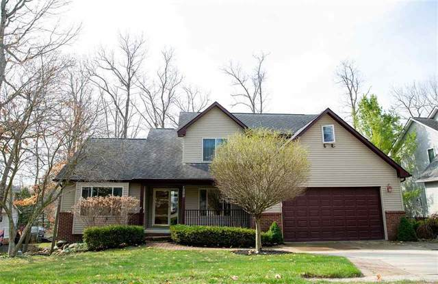 1289 Viefield Dr, Orion Twp, MI 48362 (#58050038422) :: GK Real Estate Team