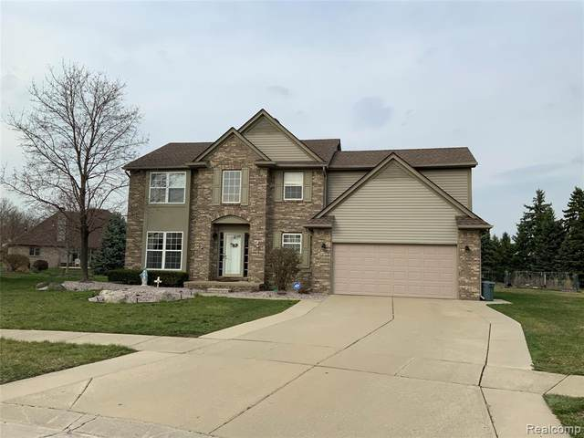 5847 Ottawa Court, Sterling Heights, MI 48314 (#2210024081) :: The BK Agency