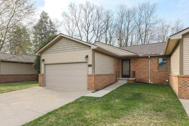 942 Moore Dr. Drive, Chelsea, MI 48118 (#543279984) :: Real Estate For A CAUSE