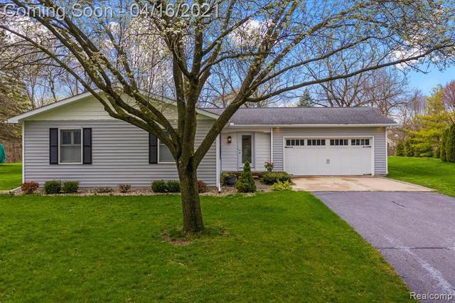 6350 Whittaker Road, Ypsilanti Twp, MI 48197 (#2210024129) :: The Merrie Johnson Team