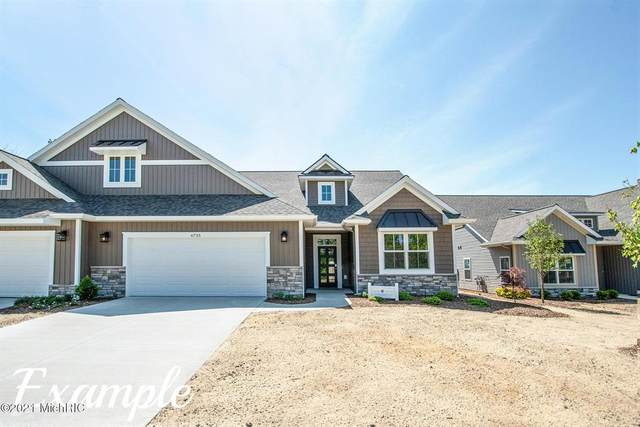 6781 Creekside View Drive SE #2, Gaines Twp, MI 49508 (#65021011542) :: Duneske Real Estate Advisors