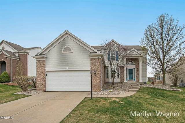 7317 Misty View Ct. SE, Gaines Twp, MI 49316 (#65021011574) :: Duneske Real Estate Advisors