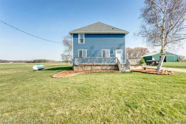 4985 County Farm Road, Lexington Twp, MI 48422 (#2210024296) :: Real Estate For A CAUSE