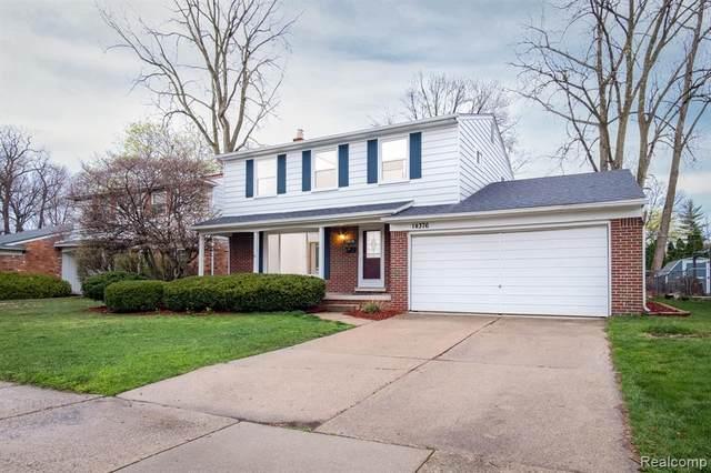 14376 Cranston Street, Livonia, MI 48154 (#2210024334) :: GK Real Estate Team