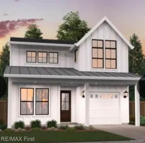 3805 Edgar Avenue, Royal Oak, MI 48073 (#2210024353) :: GK Real Estate Team
