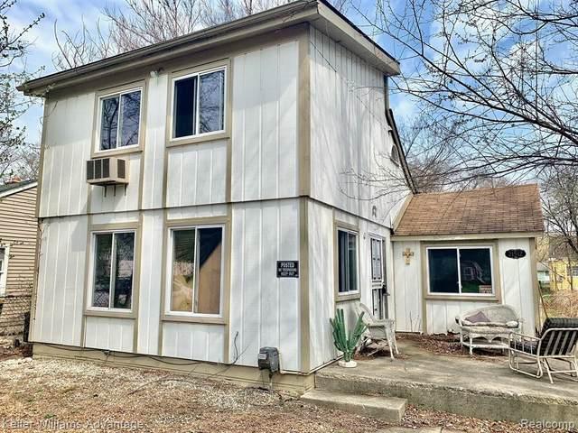 21512 Ontaga Street, Farmington Hills, MI 48336 (#2210024454) :: Real Estate For A CAUSE