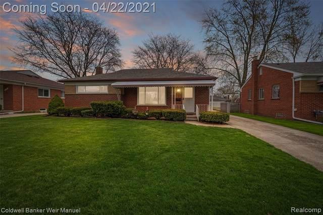 9130 Brentwood Street, Livonia, MI 48150 (#2210024496) :: Novak & Associates