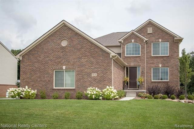 245 Fairway View, Oxford Twp, MI 48371 (#2210024503) :: The Alex Nugent Team | Real Estate One
