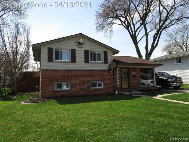31741 Donnelly Street, Garden City, MI 48135 (#2210024523) :: GK Real Estate Team