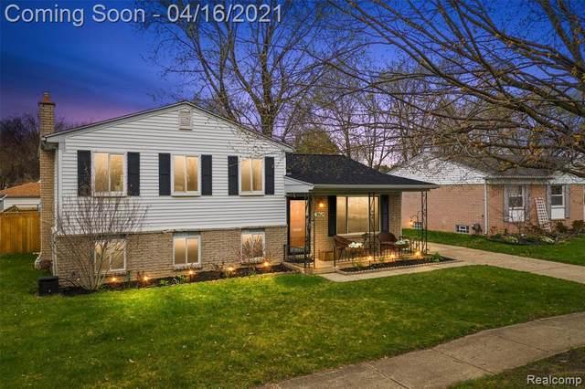 38624 Summers Street, Livonia, MI 48154 (#2210024538) :: GK Real Estate Team