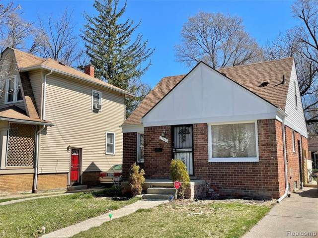 17160 Patton, Detroit, MI 48219 (#2210024630) :: GK Real Estate Team