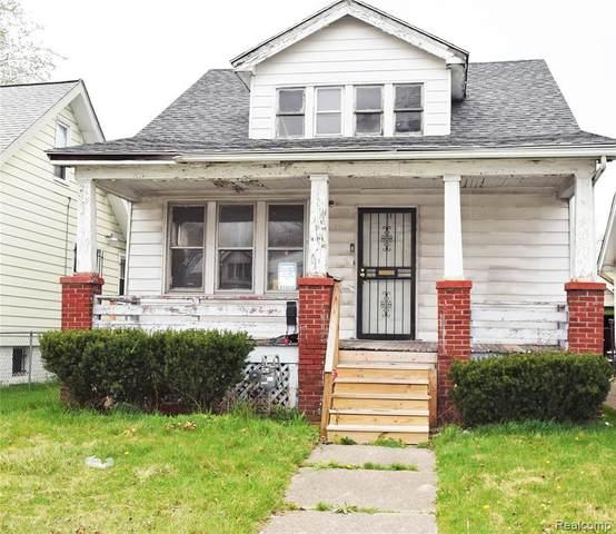 13559 Monte Vista Street, Detroit, MI 48238 (#2210024653) :: GK Real Estate Team