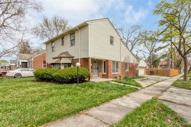 14600 Archdale Street, Detroit, MI 48227 (#2210024675) :: The Mulvihill Group