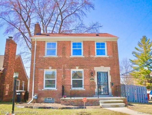 5115 Bedford Street, Detroit, MI 48224 (#2210024679) :: The Mulvihill Group