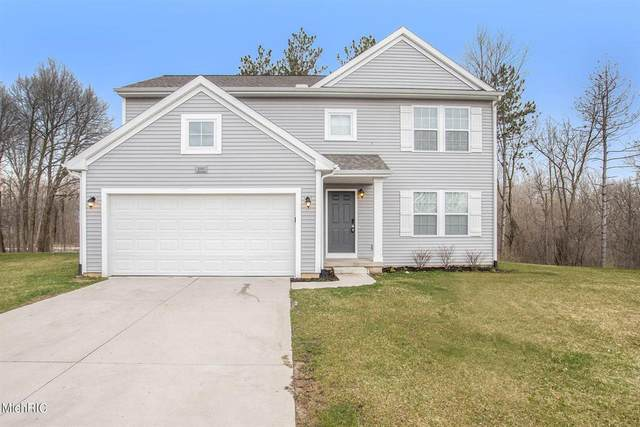 1044 Broken Ridge Drive, Delta Twp, MI 48917 (MLS #65021011707) :: The John Wentworth Group