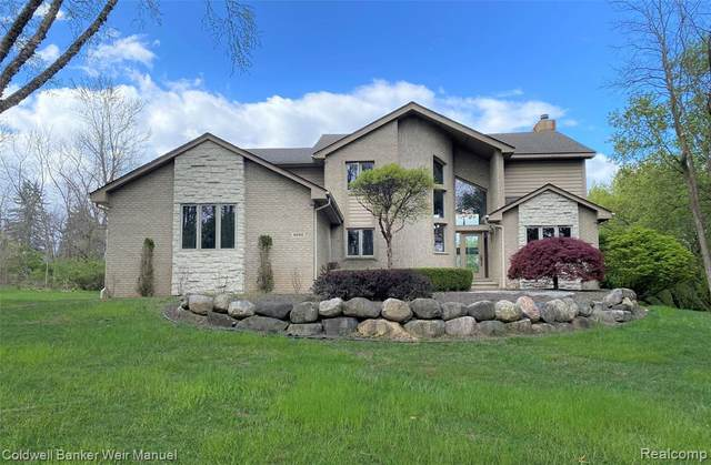 4690 Clearview Drive, Independence Twp, MI 48348 (#2210024739) :: Real Estate For A CAUSE