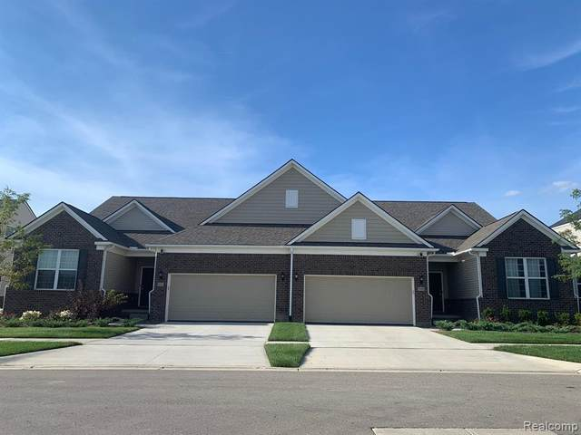 48692 Windfall Road, Novi, MI 48374 (#2210024795) :: Duneske Real Estate Advisors