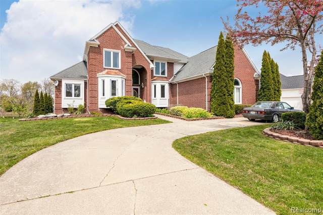 13145 Florentine Drive, Shelby Twp, MI 48315 (#2210024840) :: Real Estate For A CAUSE