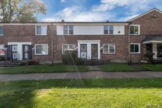 1834 E Outer Dr #45, Detroit, MI 48234 (#2210024843) :: Duneske Real Estate Advisors