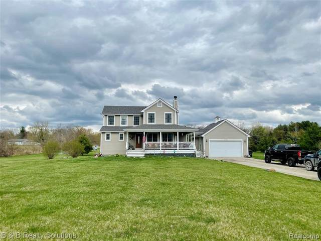 3369 Haines Road, Arcadia Twp, MI 48412 (#2210024855) :: The Alex Nugent Team | Real Estate One