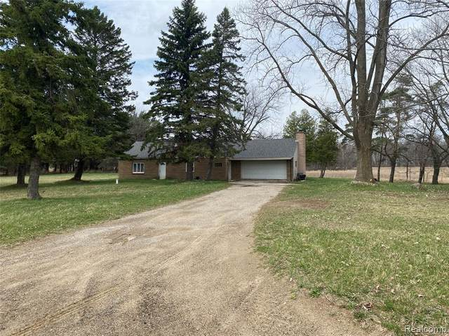 6980 Frenchline Road, Marlette Twp, MI 48453 (#2210024890) :: GK Real Estate Team