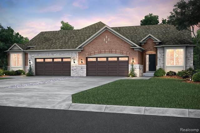 40565 Aster Court, Clinton Twp, MI 48038 (#2210024954) :: Real Estate For A CAUSE