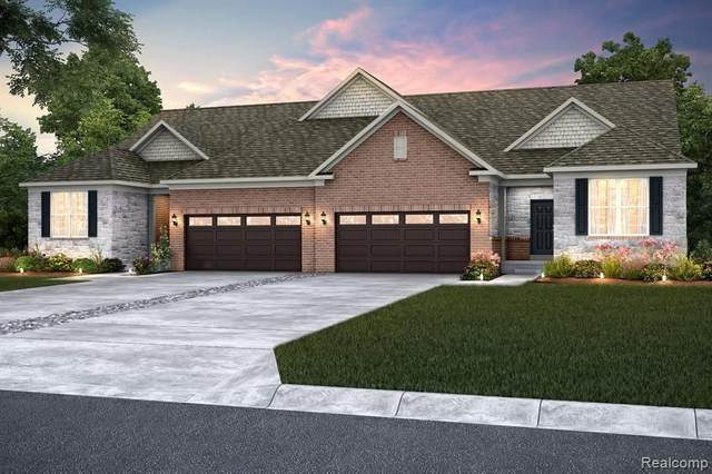 40617 Tulip Trace, Clinton Twp, MI 48038 (#2210024992) :: Real Estate For A CAUSE