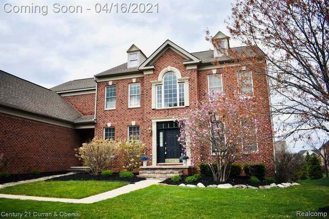 50722 Chesapeake Drive, Novi, MI 48374 (#2210025047) :: Duneske Real Estate Advisors