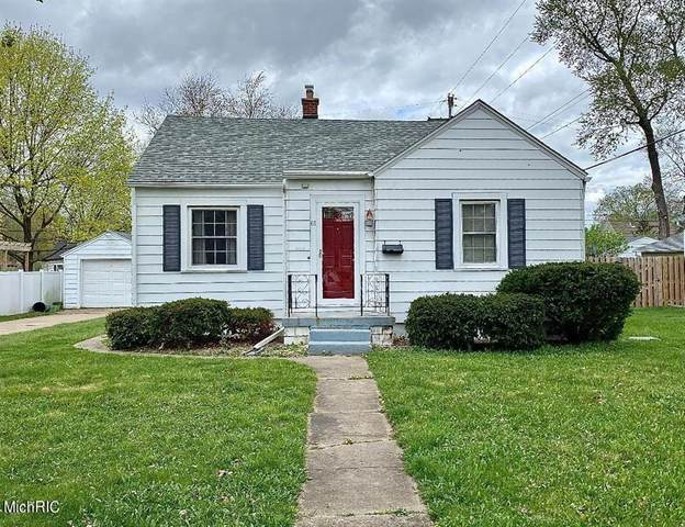 61 N 30th Street, Battle Creek, MI 49015 (#64021011849) :: Real Estate For A CAUSE