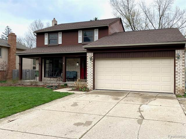 11234 Dale Court, Sterling Heights, MI 48313 (MLS #2210025090) :: The John Wentworth Group