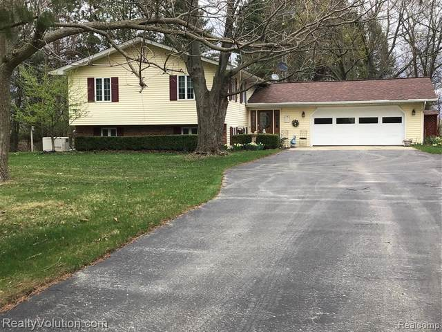 370 N Youngs Road, Attica Twp, MI 48412 (#2210025114) :: Real Estate For A CAUSE