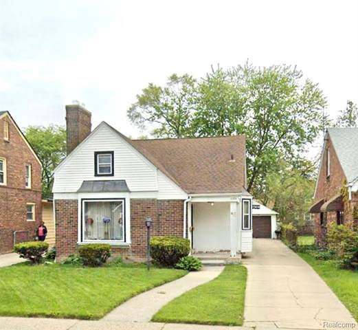 11184 Balfour Road, Detroit, MI 48224 (MLS #2210025122) :: The John Wentworth Group