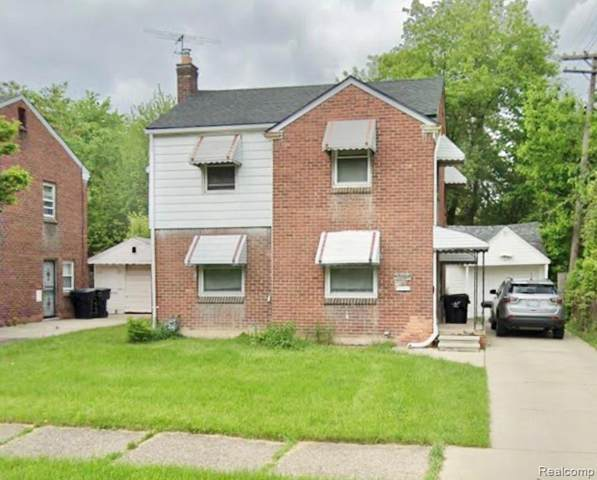 17227 Munich Street, Detroit, MI 48224 (MLS #2210025124) :: The John Wentworth Group