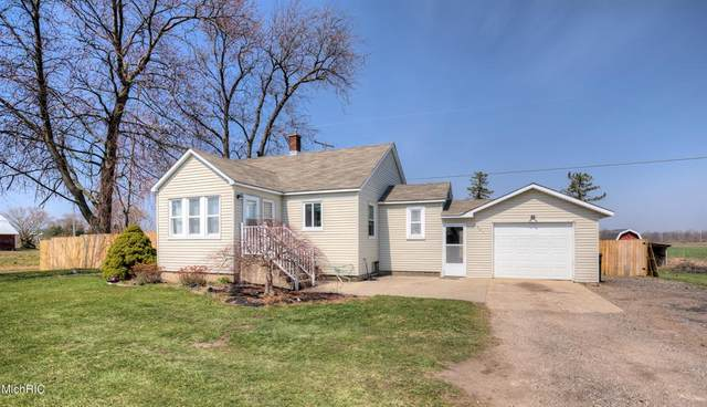 8941 Port Sheldon Street, Blendon Twp, MI 49464 (MLS #71021011867) :: The John Wentworth Group
