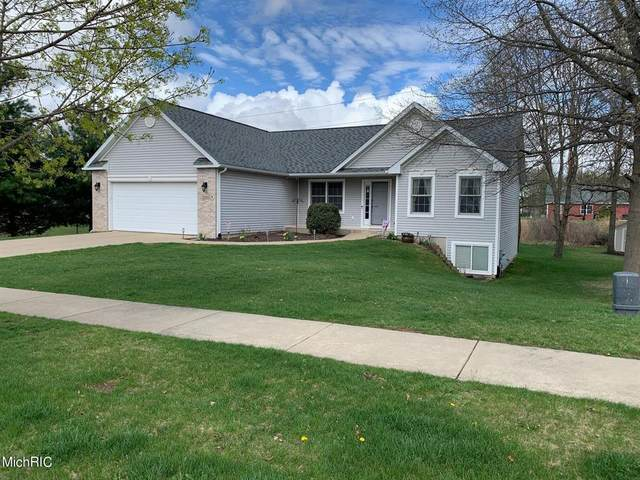 4701 Tiffany Avenue, Portage, MI 49002 (MLS #66021011868) :: The John Wentworth Group
