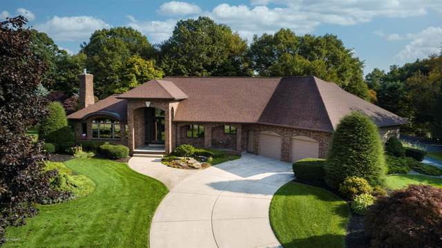 919 Bay Ridge Drive, Park Twp, MI 49424 (MLS #71021011869) :: The John Wentworth Group