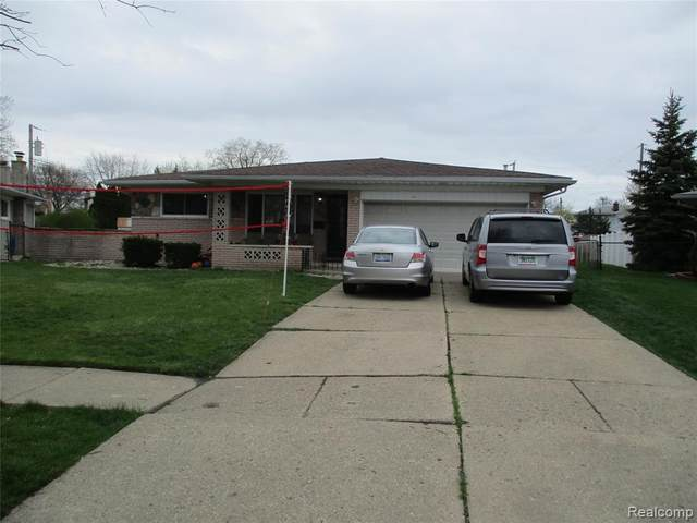 3656 Barbara Court, Sterling Heights, MI 48310 (#2210025158) :: The BK Agency
