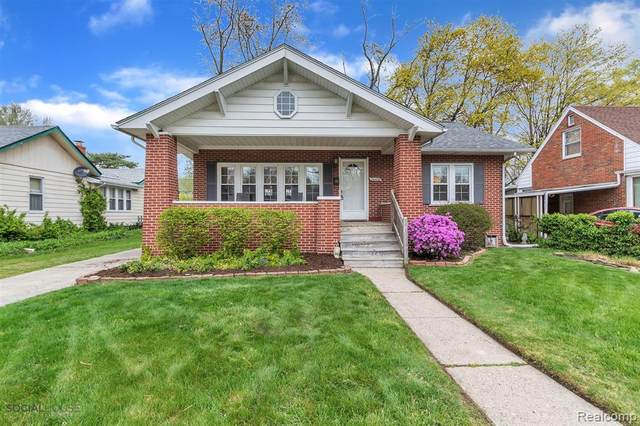 24456 Republic Avenue, Oak Park, MI 48237 (#2210025245) :: The Alex Nugent Team | Real Estate One
