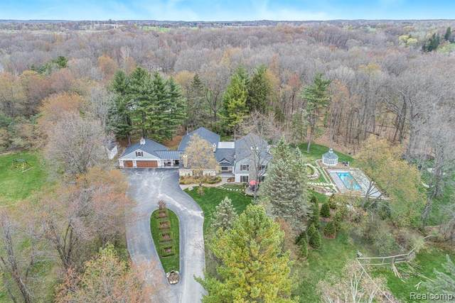 2326 W Buell Road, Oakland Twp, MI 48363 (#2210025258) :: The Alex Nugent Team | Real Estate One