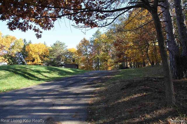 4865 Gallagher Road Lot, Oakland Twp, MI 48306 (#2210025339) :: The Alex Nugent Team | Real Estate One