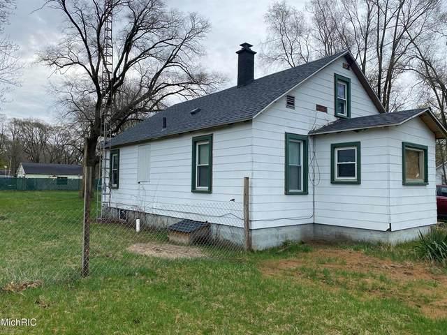 1133 N Euclid Avenue, BENTON TWP, MI 49022 (#69021011965) :: Keller Williams West Bloomfield