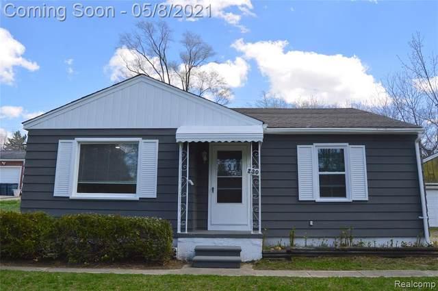 230 N Alice Avenue, Rochester, MI 48307 (#2210025380) :: RE/MAX Nexus